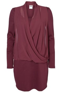 DUBLIN LS SHORT DRESS - Holiday Countdown   #PINtoWIN