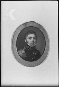 Portrait of Carel Frederik Gey van Pittius