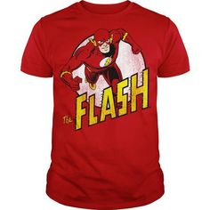 The Flash Click HERE To See More Colors http://www.teekeep.com/the-flash/