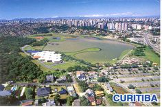 Curitiba  One of the most beautiful cities in Brazil