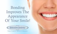 Composite bonding can be used to fix misaligned teeth, close undesired spaces, and restore misshapen teeth that have been chipped or worn. #Dentist #Teeth