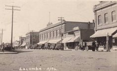 Find Vintage Postcards, Postage Stamps, Paper Items, Postal History, Antiques & Collectibles on Playle's. Main Street, Street View, Red Deer Alberta, Sales Image, Auction Items, Vintage Postcards, Original Image, Maine, The Past