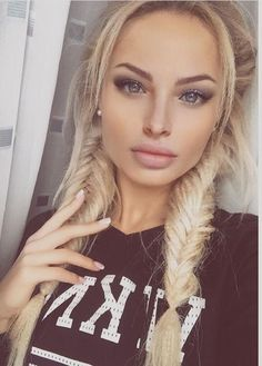 Who is this?? She looks like Alena Shishkova, but isn't. Someone please let me know