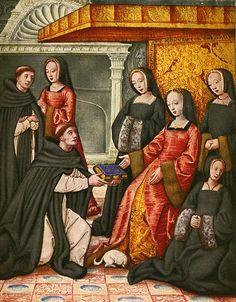 Jehan Perréal - Anne de Bretagne
