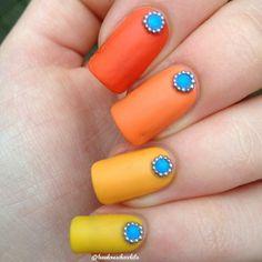 lunaloveschocolate #nail #nails #nailart
