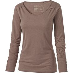 See this and similar Fat Face t-shirts - Long sleeve, scoop neck t-shirt; an essential layering piece in your wardrobe. Soft feel jersey fabric. Flattering scoo...
