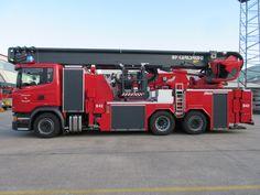 Rosenbauer  #Rosenbauer_International_AG #AT #Scania #Scania_G480_LB_6x2*4_MLA #SE