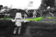 if you want to be trusted, first learn how to get along with others..#stormtrooper #starwars #toysphotography #zahirphotowork