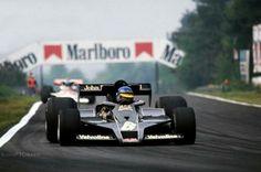 Ronnie Peterson John Player Team Lotus Lotus 78 Ford Corsworth  1978 Belgian Grand Prix at Zolder,.
