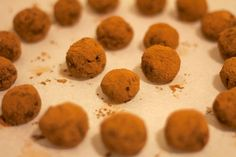Brazilian Chocolate Truffle (Brigadeiro)