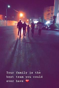 Inspirational Positive Quotes :Your family is the best team. Snap Quotes, Bff Quotes, Mood Quotes, Family Quotes, True Quotes, Positive Quotes, Qoutes, Instagram Picture Quotes, Instagram Story Ideas