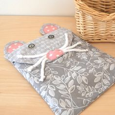 Microwaveable Heating Pad Rice Bag By Orangeandcoco