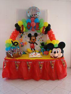 Arreglos De Mickey Mouse | ... nuestra idea de la casa de mickey mouse clubhouse muy colorido