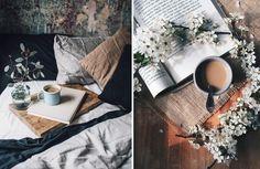 Chocolat chaud au lit via Naet et nature