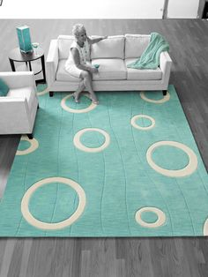 Avalon Area Rug Delray Custom Pick The Color And Size That Match Your Home