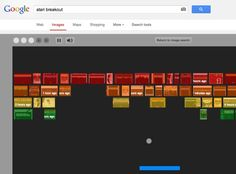 Google Recreates Classic Atari Game On Image Search To Celebrate The Game's 37th Anniversary.