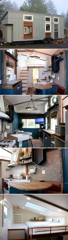 Marvelous and impressive tiny houses design that maximize style and function no 67
