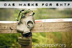 gas masks for shtf