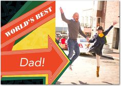 World's Best Dad! #FathersDay treat.com