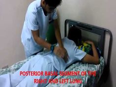 CHEST PHYSIOTHERAPY and BREATHING EXERCISE respiratory student of phcm - YouTube