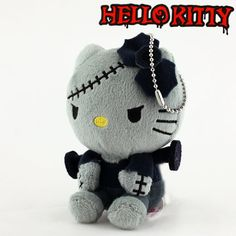 Had enough of the sweet and cute Hello Kitty? A Frankenstein version ensures you have a very special Kitty persona.