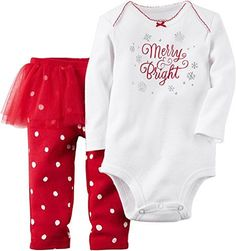 Carter's Baby Girls' Christmas Bodysuit & Tutu Pant Set (9 Months, Red/White) Carter's http://www.amazon.com/dp/B013XVQ64G/ref=cm_sw_r_pi_dp_DzU-wb0YW5CQF