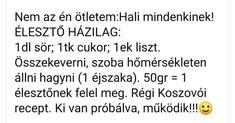 eleszto-hazilag-regi-koszovoi-recept-1deciliter-sor-1tk-cukor-1ek-liszt-jo-sutogetest