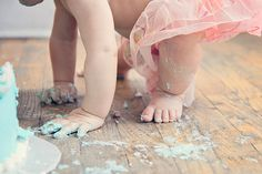 1 year old photography ideas | Special thank you to Liz & Haley for sharing their little slice of ...