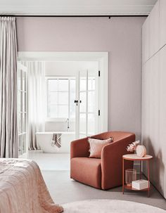 Dulux has unveiled its new paint forecast and it's rocking bold red and pale pink paint colours like never before. Come get inspired to re-do your room! Dulux Australia, Pink Paint Colors, Grey Palette, Colour Pallete, Colour Schemes, Color Combinations, Color Trends, Design Trends, Design Ideas