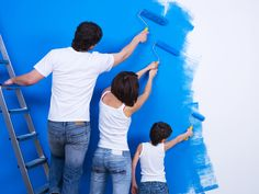 Decorating A Family Home