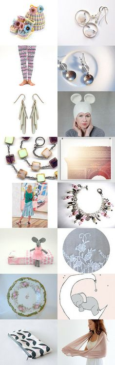 pale pink by Tubidu on Etsy--Pinned with TreasuryPin.com