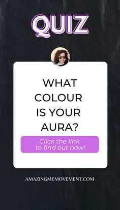 Take this beautiful colour test now to find out what colour your aura is. quiz posts|quizzes|fun quizzes|personality tests|playbuzz quizzes|buzzfeed quizzes|quizzes for fun|quiz questions and answers|personality quizzes|quizzes about yourself