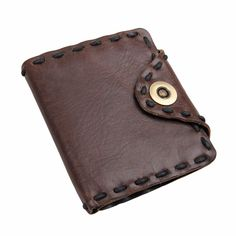 J.M.D Handcraft Genuine Leather Wallet Card Case for Women Bifold Wallets 8136-2C