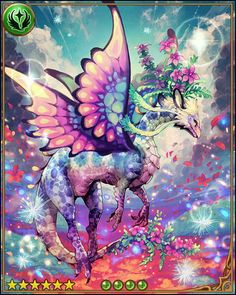 Fairy Dragon from Rage of Bahamut