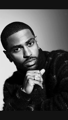 Big Sean for Dior Homme. Black Boys, Black Men, Black Is Beautiful, Gorgeous Men, Model Body, Mac Miller, Big Sean, We The People, Sexy Men