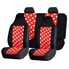 FH-FB115114 Full Set Polka Dots Car Seat Covers for Car Van and SUV, Red / Black color, http://www.amazon.com/dp/B00DMEFH7W/ref=cm_sw_r_pi_awdm_xK1mvb1PR6NVR