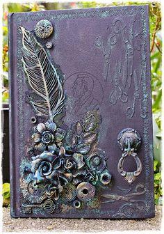 Luciana W: My Art Journal!