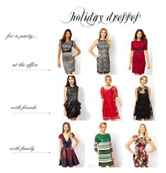 97edff55c28 Interpreting Holiday Party Dress Codes  Festive Attire!