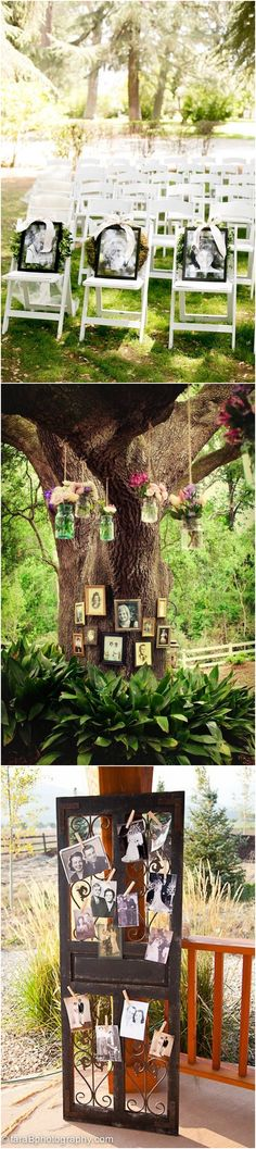 20 Unique Ways to Honor Deceased Loved Ones at Your Wedding #wedidngs #wedidngideas #wddingtips
