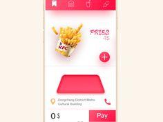 10 Principles in Motion (UI Animation) on Behance Best Ui Design, Web Design, App Ui Design, Site Inspiration, Tablet Ui, Ui Animation, Mobile Ui Design, Mobile App Ui, Ui Web