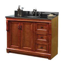 """Naples 36"""" Vanity in Cinnamon"""