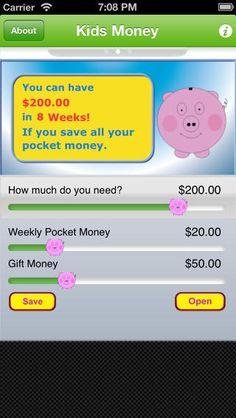 Kids Money By Apps Rocke