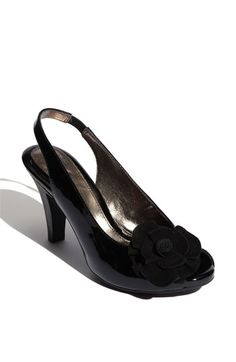 Hidden platform makes them feel like a lower heel.