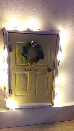 Elf door # tonttuovi