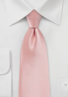 Summer Necktie in Candy Pink | Bows-N-Ties.com