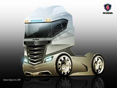 Scania Concept Truck by ~hafisidris on deviantART