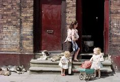 1965 Hulme, Manchester photo by Shirley Baker Stop Global Warming Poster, Color Photography, Street Photography, Vintage Photographs, Vintage Photos, Shirley Baker, Manchester Day, Street Portrait, Film Stills