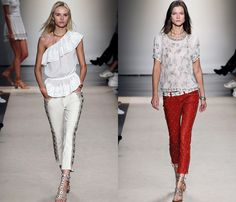 (8) Isabel Marant at Paris Fashion Week