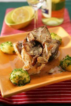 Kuchárske knihy a DVD o varení, Recepty zo života Pork, Meat, Chicken, Kale Stir Fry, Pork Chops, Cubs