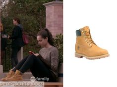 Switched at Birth: Season 4 Episode 5 Bay's Yellow Boots